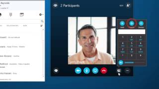 Make a call in Skype for Business