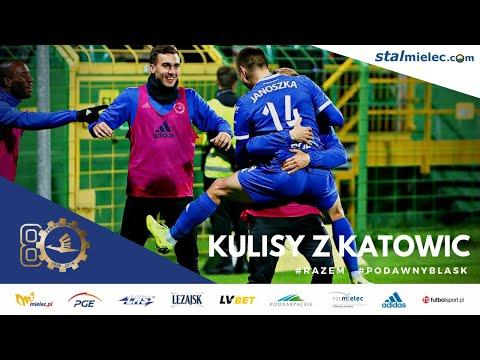 WIDEO: GKS Katowice - PGE Stal Mielec 0-2 [KULISY]