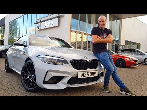 COLLECTING MY BMW M2 COMPETITION *New Car 2019