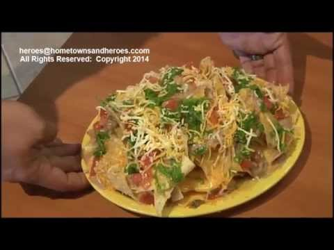 Video RESTAURANT GLENDALE, ARIZONA, SALSA BLANCA MEXICAN GRILL