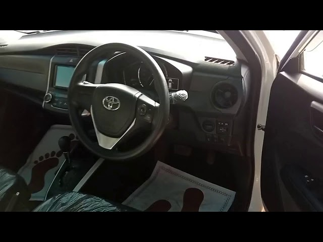 Toyota Corolla Fielder Hybrid 2017 for Sale in Multan
