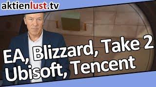 Tencent, Activision, Take-Two, Ubisoft und EA: Die Alternative ist Carl Zeiss Meditec | aktienlust