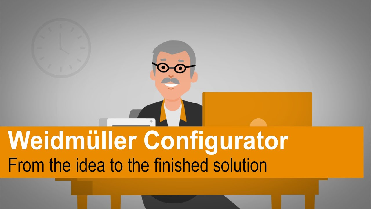 Reasons for our Weidmüller Configurator (WMC)