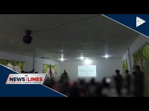 More former rebels get aid under PCVE program