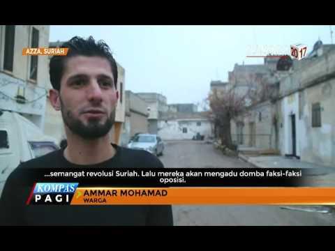 Suriah Terapkan Gencatan Senjata Terbaru