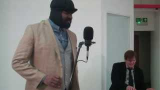 Gregory Porter 'Hey Laura' Live Session for Jazz FM