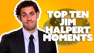 TOP 10 Jim Moments   The Office US   Comedy Bites