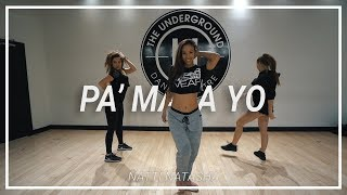 Natti Natasha | Pa' Mala Yo | Choreography By Stef Williams
