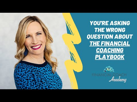 Questions about The Financial Coaching Playbook - Financial ...