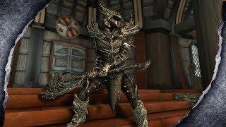 ▷Skyrim Remastered: Slash Legendary Silver Wolf Mount