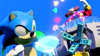 Sonic The Hedgehog Level Pack Walkthough Sonic's the Name, Speed's My Game! LEGO Dimensions