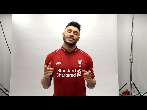 Ox's Vlog: Behind-the-scenes at new home kit shoot with Alex Oxlade-Chamberlain