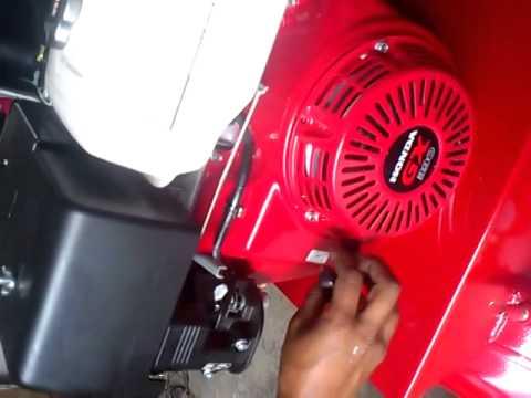 Compresor para aire  Rogers a gasolina honda 13 hp llantera m�vil