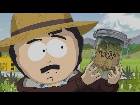 "South Park - Tegridy Farms - Parody ""The New Normal - A Short by Spike Jonze - MedMen"""