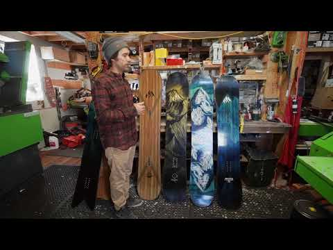 Choosing A 'Daily Driver' Board | Find Your Perfect Snowboard Ep. 5 | Jeremy Jones