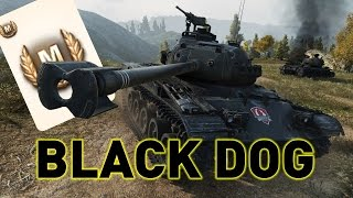 World of Tanks || M41 90 - Black Dog