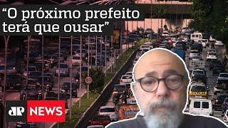 Mobilidade e habitação são os principais desafios do próximo prefeito de SP