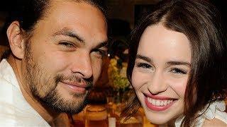 Jason Momoa Gets Emotional Talking About Nearly Losing Emilia Clarke