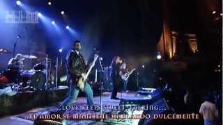 HIM - Sleepwalking Past Hope (Subtítulos: Inglés-Español)