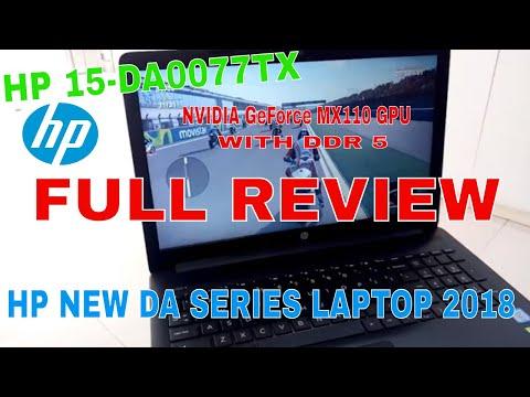 HP 15-DA0077TX LAPTOP REVIEW LATEST 2018.