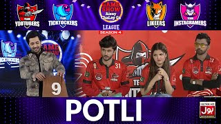 Potli Segment   Game Show Aisay Chalay Ga League Season 4   Danish Taimoor Show   TikTok