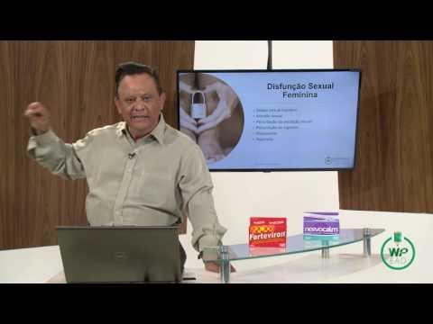 Como estabelecer algoritmo de prescrição para Disfunção sexual | WPEAD