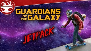 We Made Star Lord's Jet Pack ► ALMOST BROKE MY ARM TESTING IT!