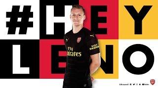 Welcome to Arsenal Bernd Leno!