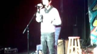Austin Mahone performs So Sick and It Will Rain at Teen Hoot 2012