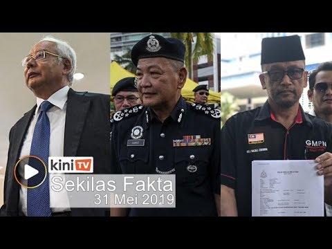 Najib sedih, Bukan tangkap cuma nak tanya soalan, NGO adu Pengerusi Ummah pada polis