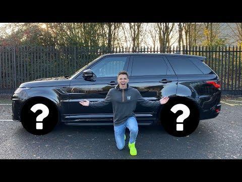 NEW Wheels For My Range Rover SVR!
