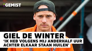 Giel de Winter is VADER GEWORDEN! | 538 Gemist