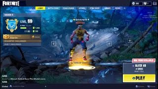 BUYING THE FUNK OPS IN FORTNITE !!!