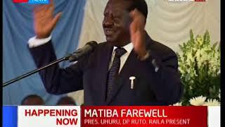 KENYAN HISTORY: How Matiba used Matatu traders while Raila used Gor Mahia fans to fight regime