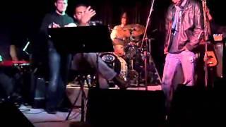 Darnell Levine & Damien Horne as the Louie Armstrongs Singing Winter Wonderland - 2010