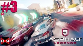 Asphalt 9: Legends (by Gameloft) - CAREER MODE - 60FPS Gameplay Part 3
