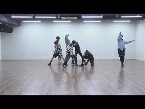 방탄소년단 (BTS) - FAKE LOVE 안무 연습