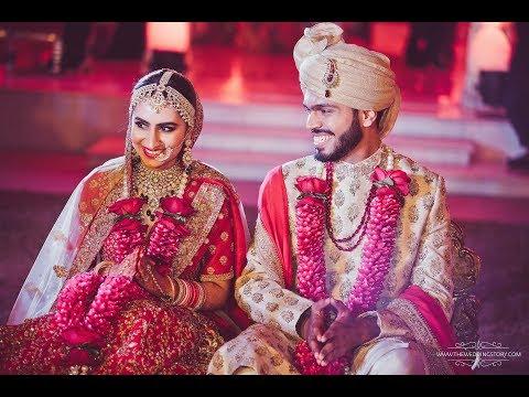 Ankit and Anvita - The Royal Wedding Udaipur #AnkVita (Part 1)