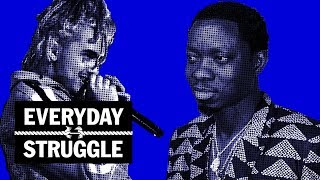 Everyday Struggle - Michael Blackson Joins to Talk Kevin Hart Beef, Netflix Deals, Monique, Cardi B + More
