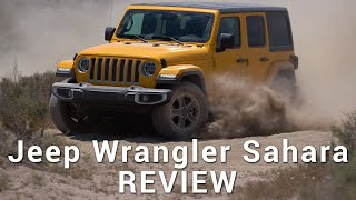 Jeep Wrangler Unlimited Sahara | Review | Autotrader