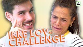 Ikke lov å le, gråte eller forsvare seg *WHO DIS?!*