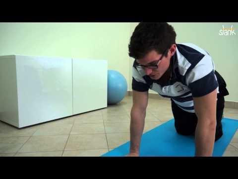 Jak schudnąć napinając mięśnie