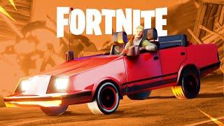 Cars - Fortnite | New Vehicle