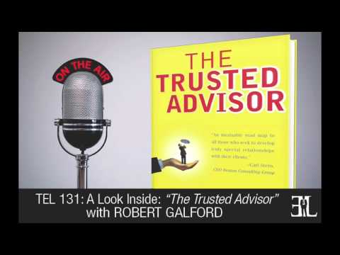 The Trusted Advisor by Robert Galford TEL 131