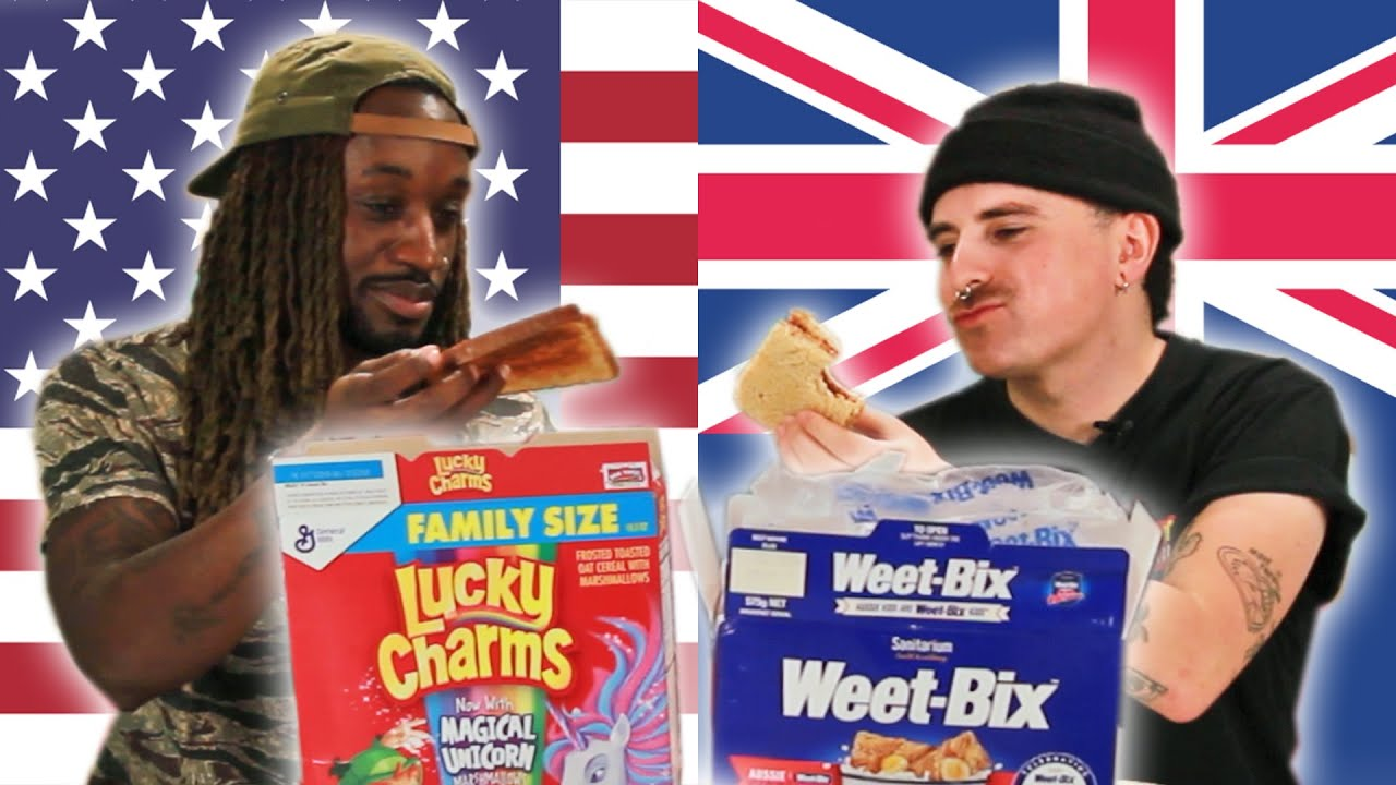 Australians & Americans Swap Breakfast Foods thumbnail