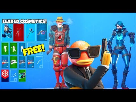 How To Get Every Item/Skin In Fortnite Battle Royale Right Now