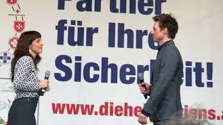 Lukas Perman & Irena Flury - Weus'd a Herz hast wia a Bergwerk_Sicherheitsfest Wien 2017