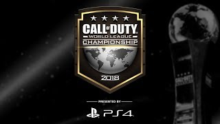 2018 Call of Duty World League Championship Presented by PlayStation 4 - Championship Sunday - Video Youtube