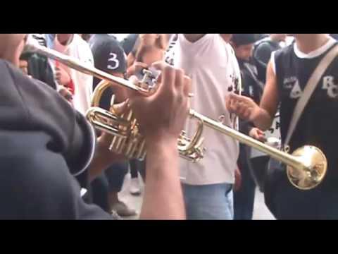 """""""La previa de Central Norte vs CJA"""" Barra: Agrupaciones Unidas • Club: Central Norte de Salta"""