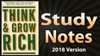 Think And Grow Rich by Napoleon Hill (2018)
